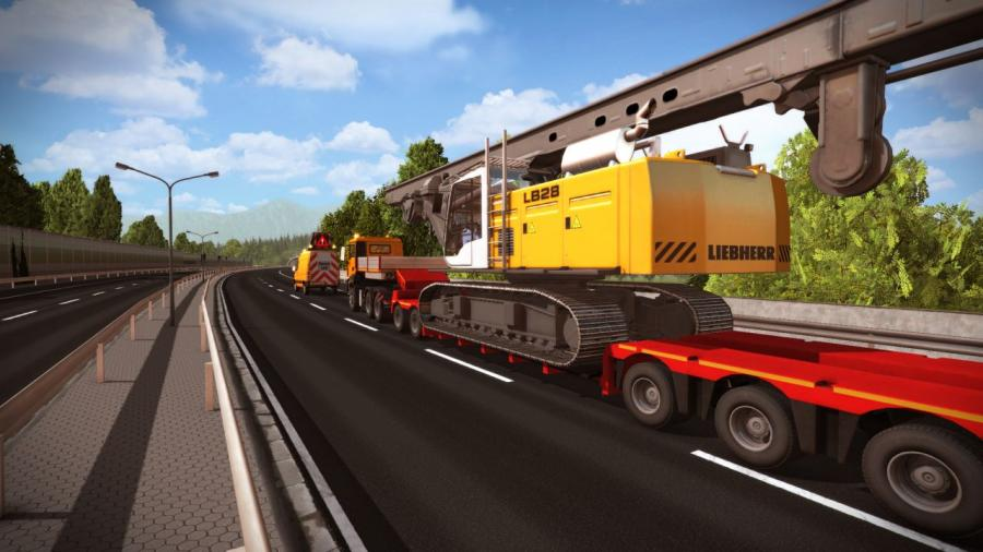 Construction Simulator 2015 - Liebherr LB 28 (DLC 2) Screenshot 2
