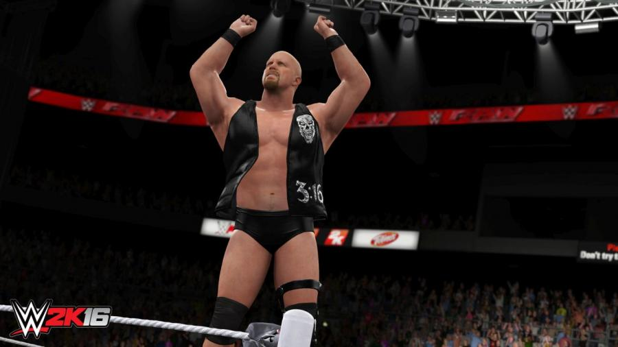 WWE 2K16 Screenshot 1