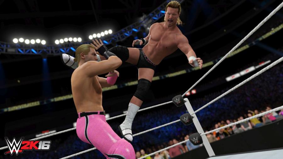 WWE 2K16 Screenshot 4