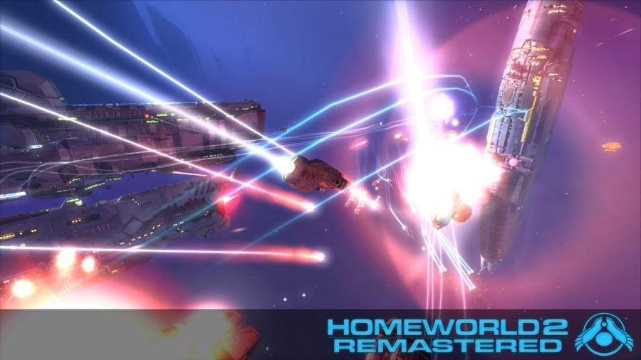 Homeworld Remastered Collection - Steam Gift Key Screenshot 1
