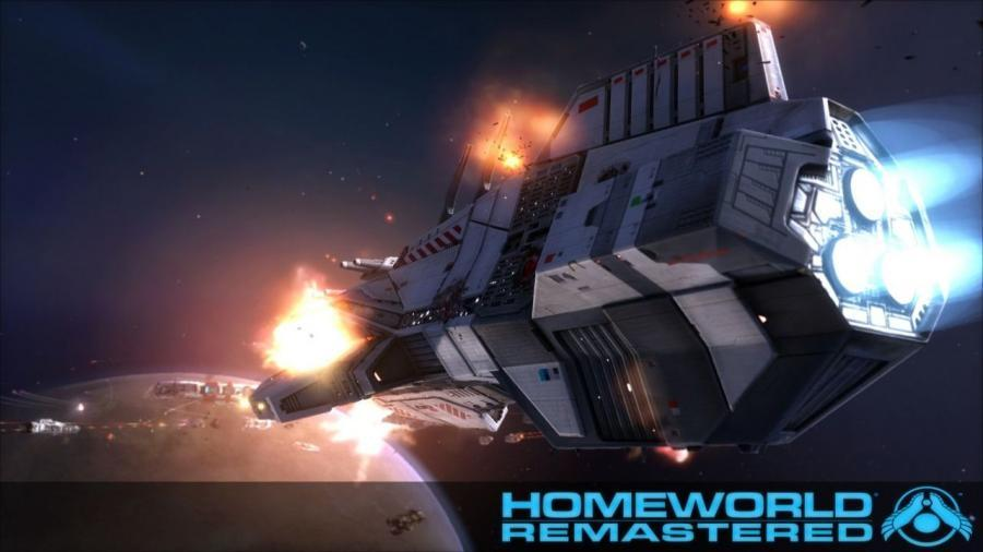 Homeworld Remastered Collection - Steam Gift Key Screenshot 4
