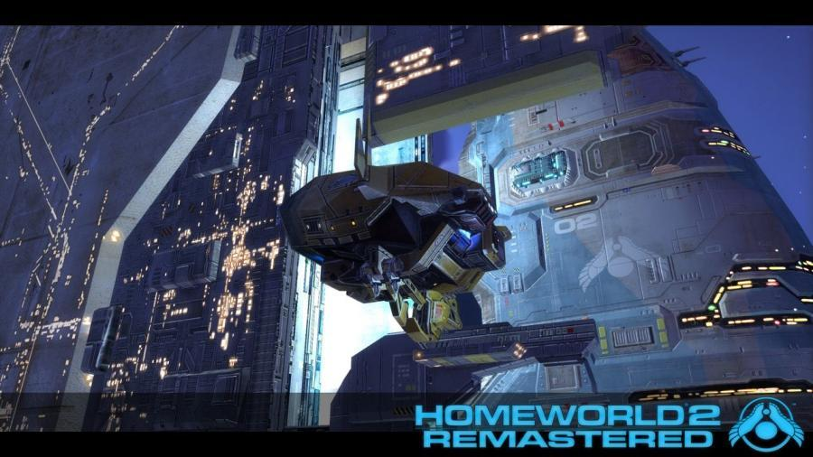 Homeworld Remastered Collection - Steam Gift Key Screenshot 2