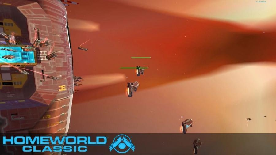 Homeworld Remastered Collection - Steam Gift Key Screenshot 5
