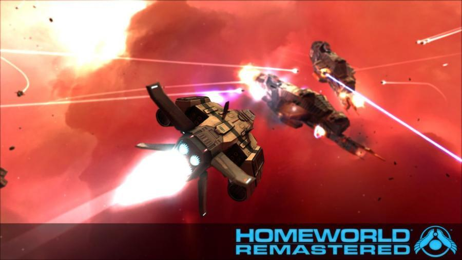 Homeworld Remastered Collection - Steam Gift Key Screenshot 3