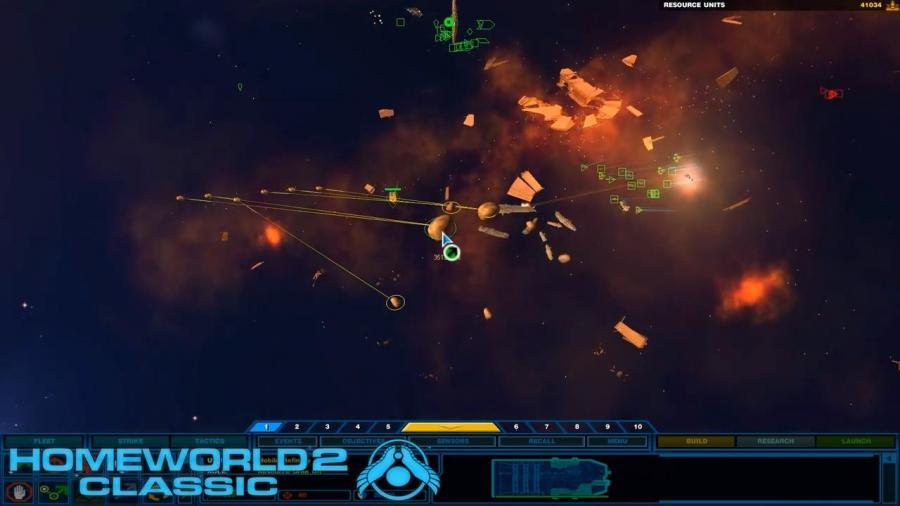 Homeworld Remastered Collection - Steam Gift Key Screenshot 6