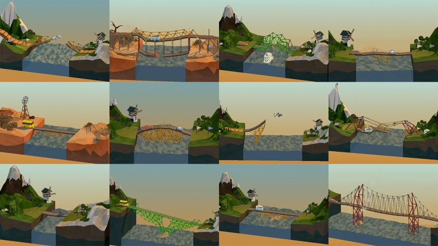 Poly Bridge - Steam Gift Key Screenshot 4
