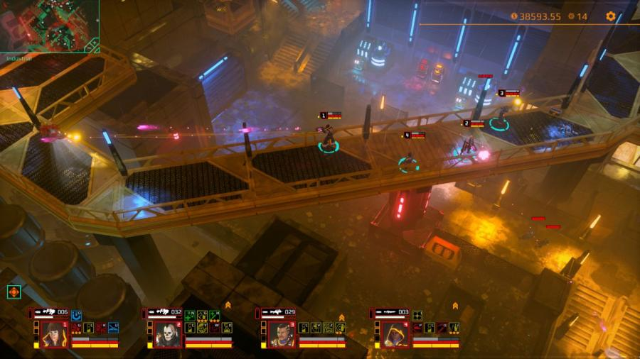 Satellite Reign - Steam Gift Key Screenshot 5