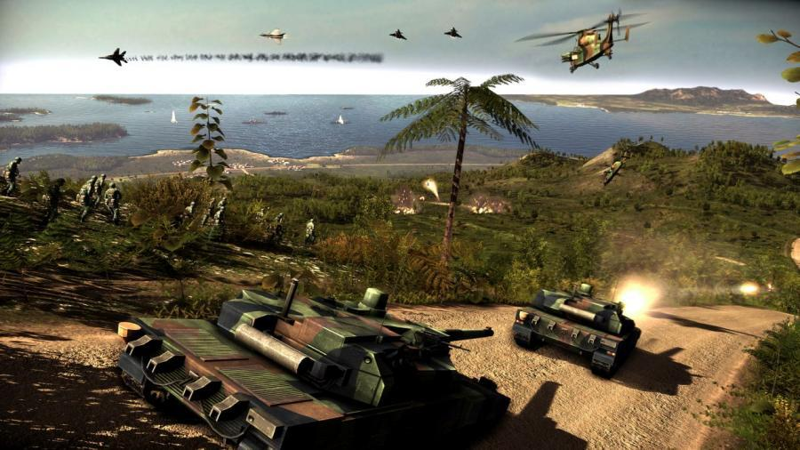 Wargame Red Dragon - Steam Gift Key Screenshot 3