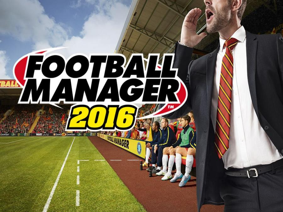 Football Manager 2016 Screenshot 1