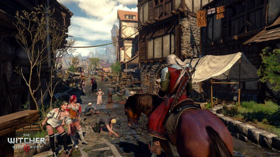 The Witcher 3 Wild Hunt - Steam Gift Key Screenshot 2