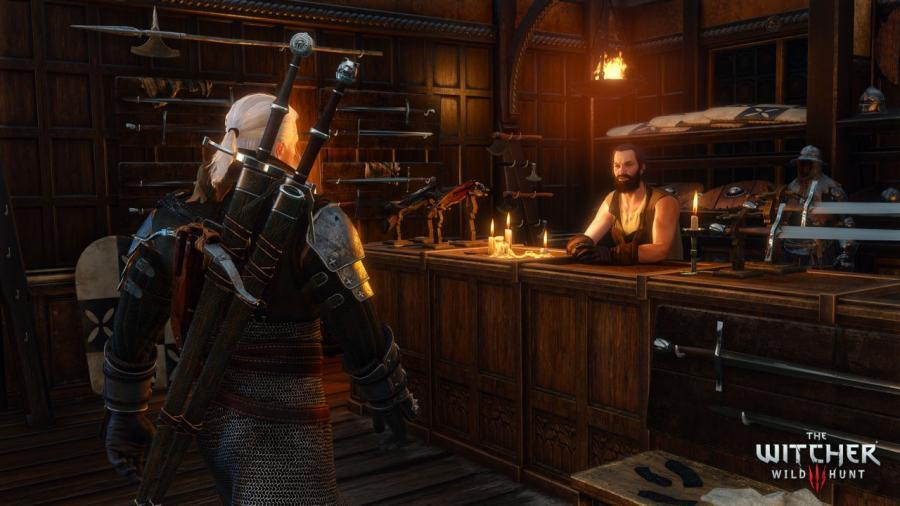 The Witcher 3 Wild Hunt - Steam Gift Key Screenshot 5