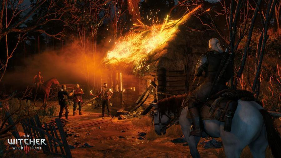 The Witcher 3 Wild Hunt - Steam Gift Key Screenshot 7