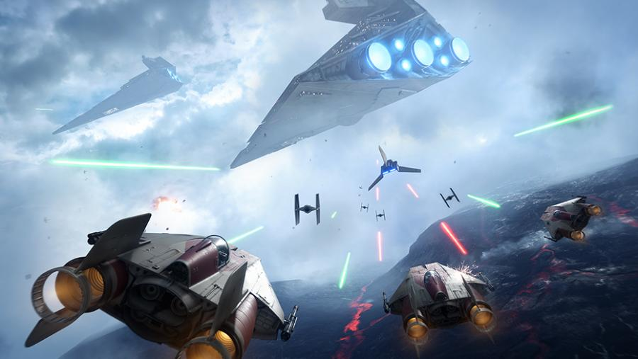 Star Wars Battlefront - Season Pass Screenshot 1