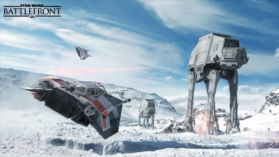 Star Wars Battlefront - Season Pass Screenshot 4