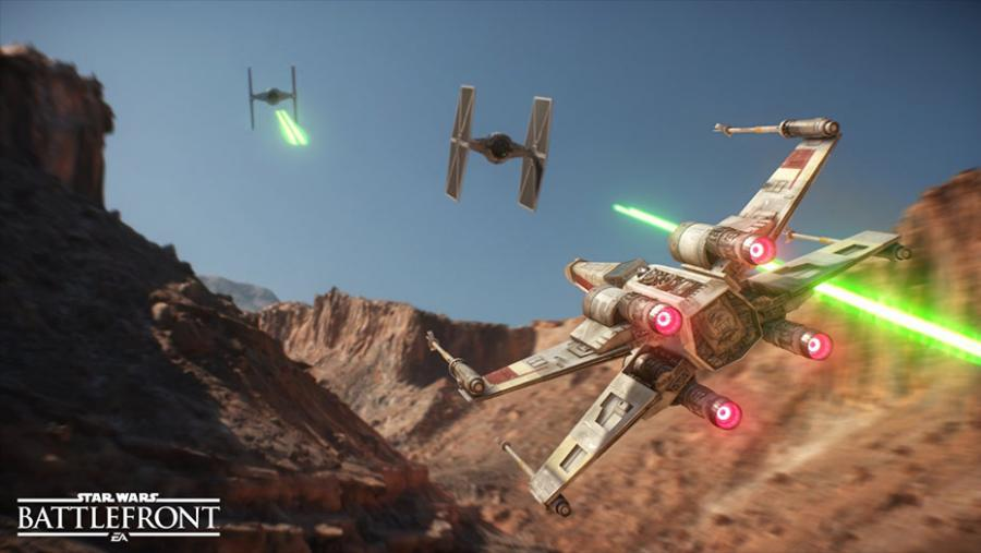 Star Wars Battlefront - Season Pass Screenshot 6