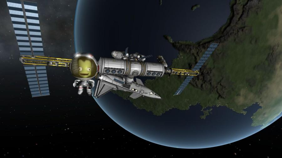 Kerbal Space Program - Steam Key Screenshot 2