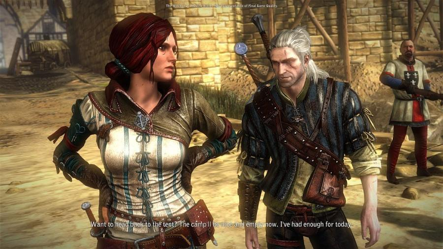 The Witcher 2 Enhanced Edition - Steam Gift Key Screenshot 5