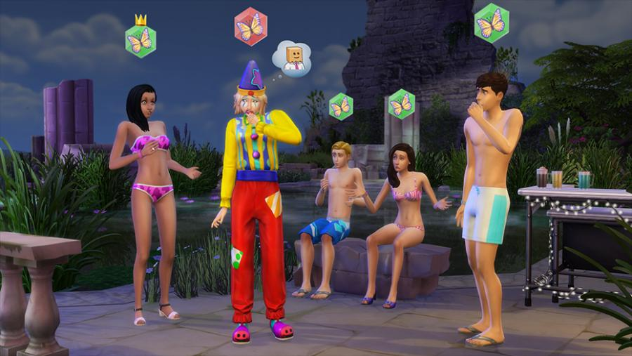 The Sims 4 - Get Together Addon Screenshot 6