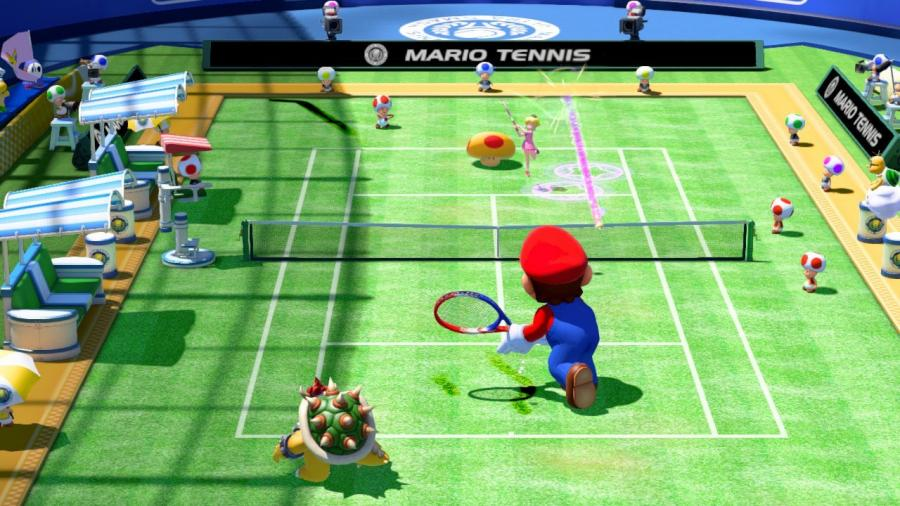 Mario Tennis Ultra Smash - Wii U Download Code Screenshot 1