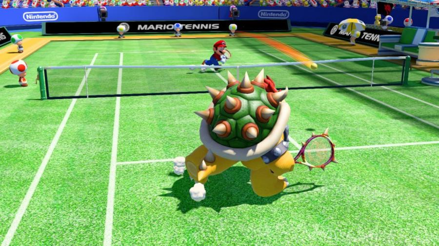 Mario Tennis Ultra Smash - Wii U Download Code Screenshot 6