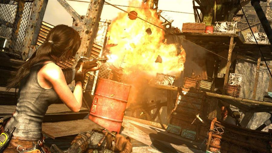 Tomb Raider Definitive Edition - Xbox One Download Code Screenshot 3