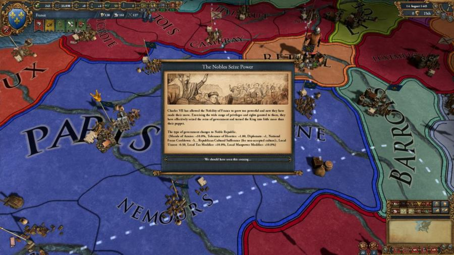 Europa Universalis IV - The Cossacks (DLC) Screenshot 3