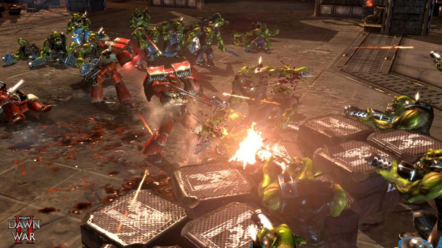 Warhammer 40k Dawn of War II - Master Collection Screenshot 1