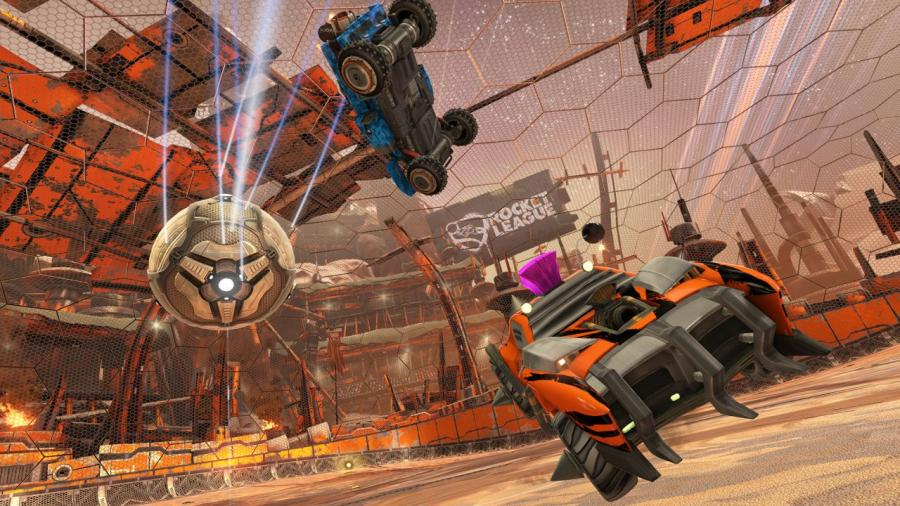 Rocket League - Chaos Run DLC Pack Screenshot 2