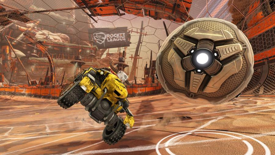 Rocket League - Chaos Run DLC Pack Screenshot 4