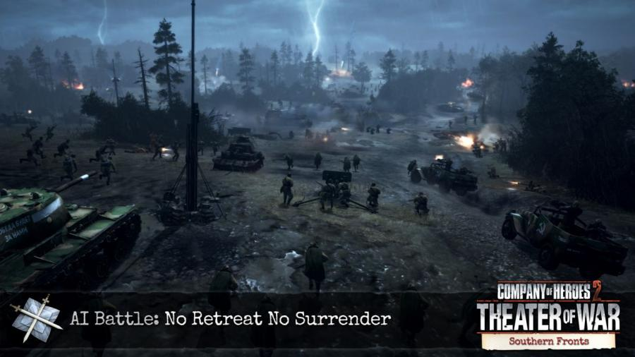 Company of Heroes 2 - Southern Fronts DLC Screenshot 4