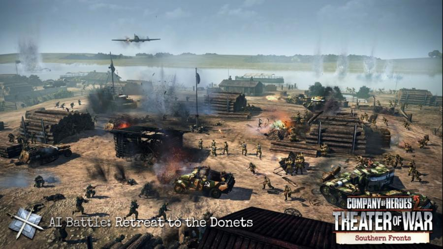 Company of Heroes 2 - Southern Fronts DLC Screenshot 5
