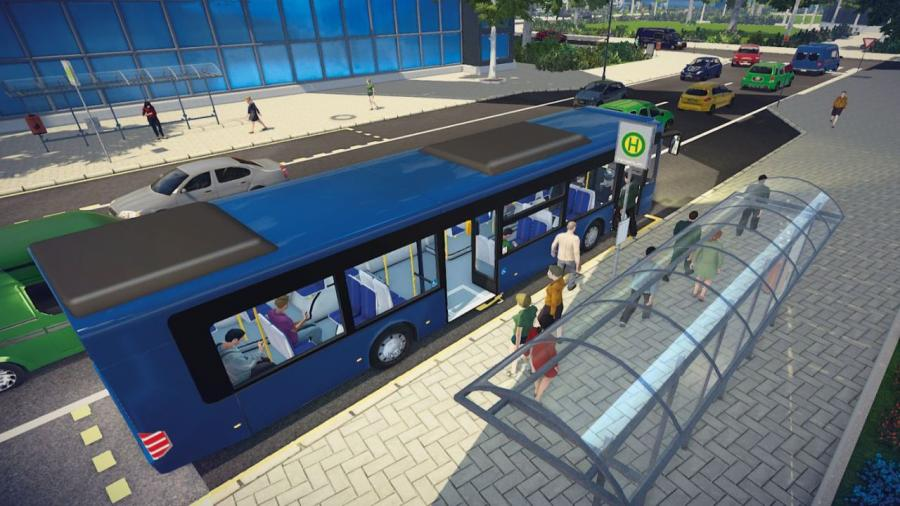 Bus Simulator 16 Screenshot 4