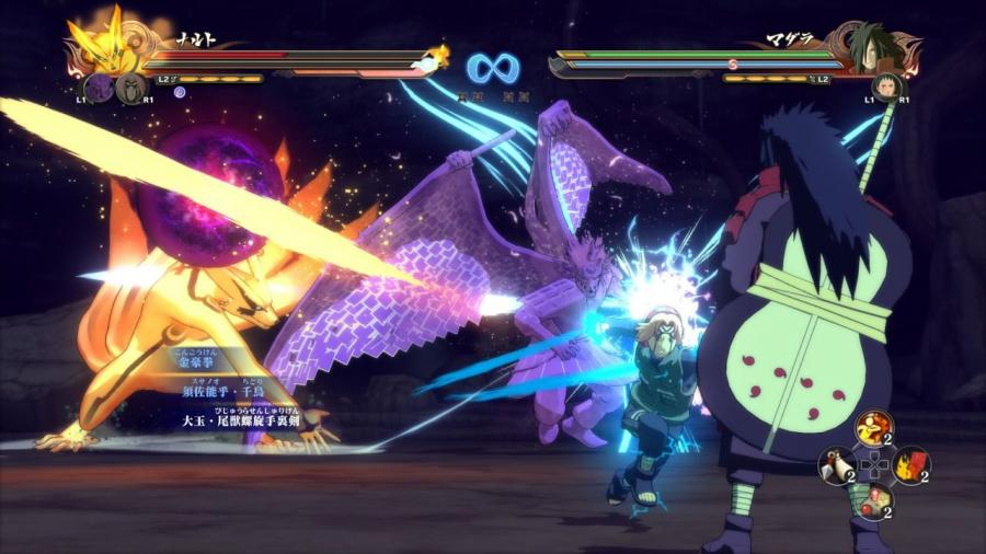 Naruto Shippuden Ultimate Ninja Storm 4 - Deluxe Edition Screenshot 1