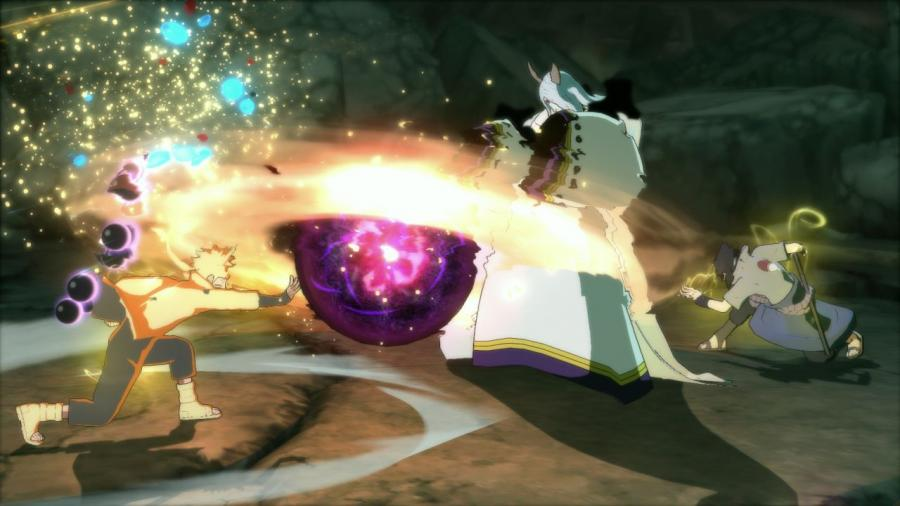 Naruto Shippuden Ultimate Ninja Storm 4 - Deluxe Edition Screenshot 5