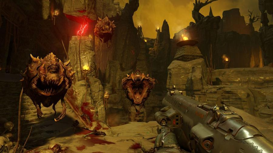 DOOM (Doom 4 Key) - Day 1 Edition Screenshot 10