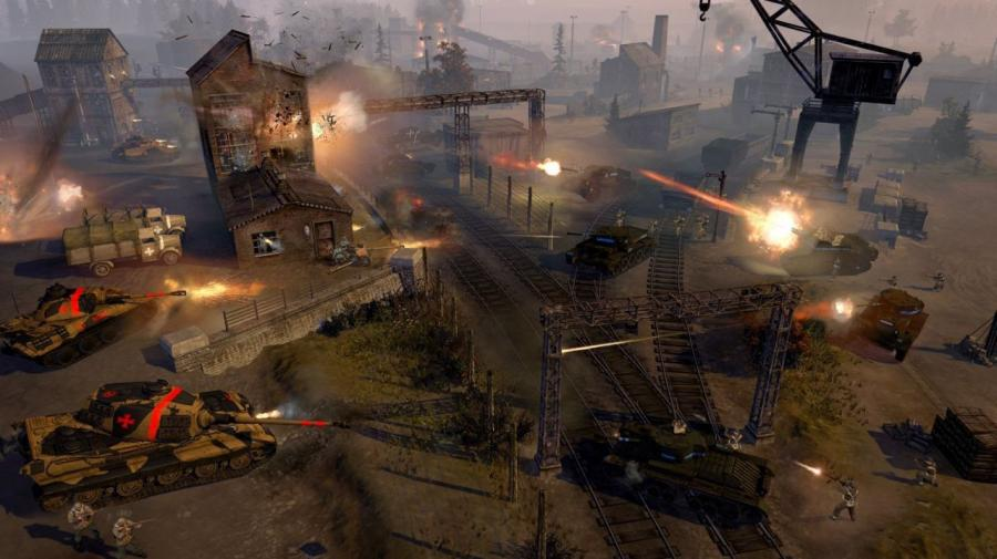 Company of Heroes 2 - Platinum Edition Screenshot 5