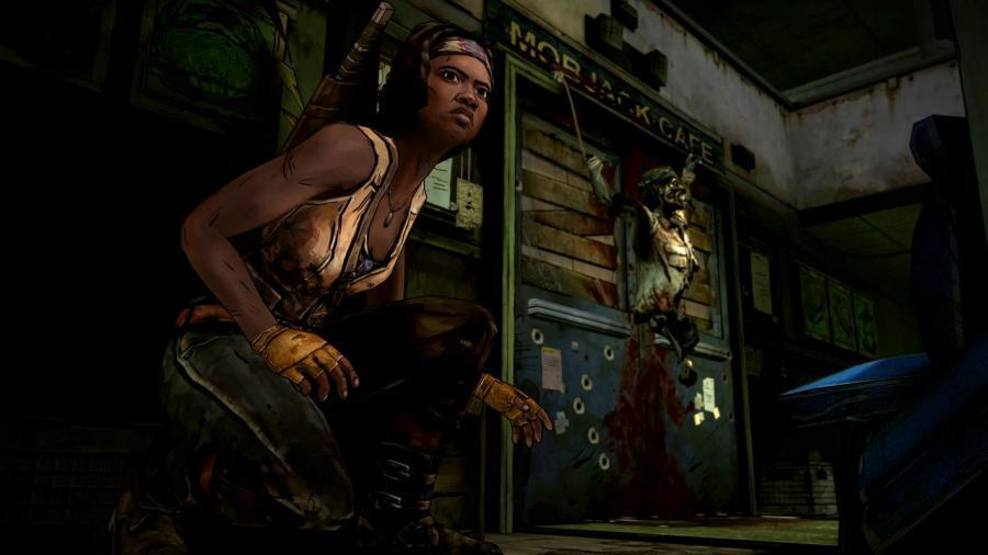 The Walking Dead - Michonne (Steam Gift Key) Screenshot 4