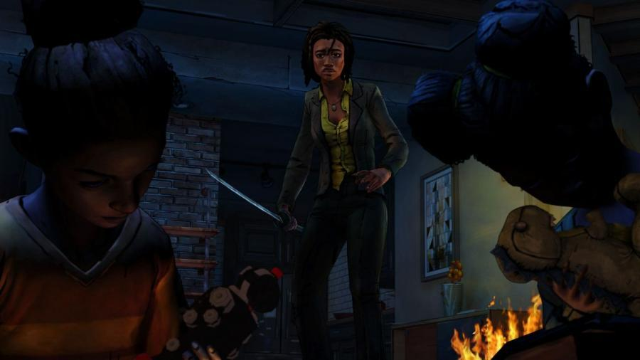 The Walking Dead - Michonne (Steam Gift Key) Screenshot 3