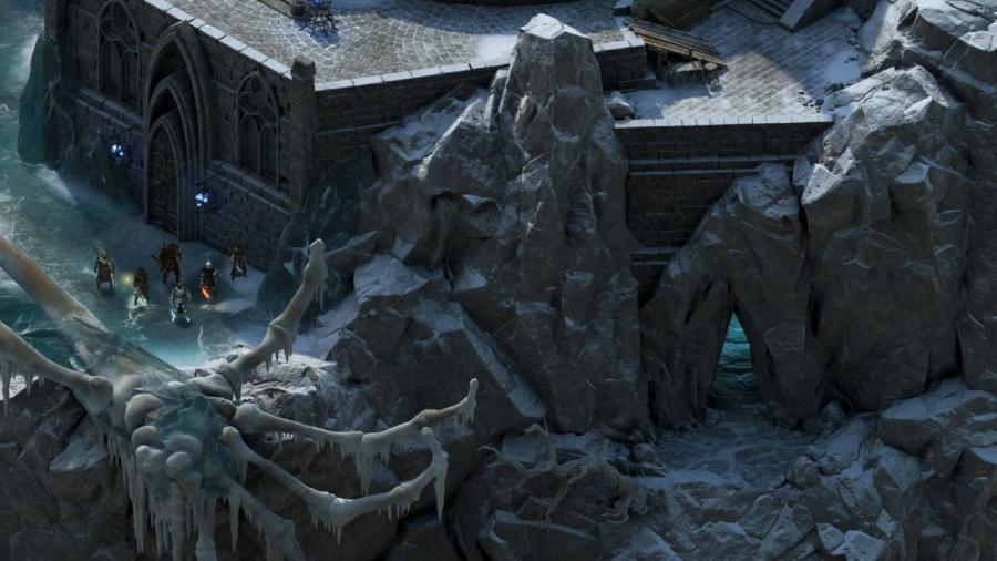 Pillars of Eternity - The White March Part II (DLC) Screenshot 7