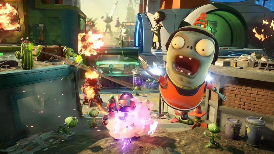 Plants vs Zombies Garden Warfare 2 - Xbox One Account Unlock Screenshot 2