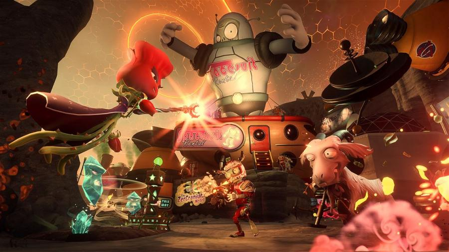 Plants vs Zombies Garden Warfare 2 - Xbox One Account Unlock Screenshot 7