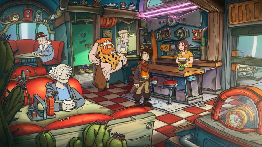 Deponia Doomsday Screenshot 2