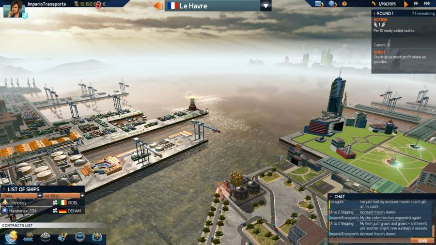 TransOcean 2 - Rivals Screenshot 4