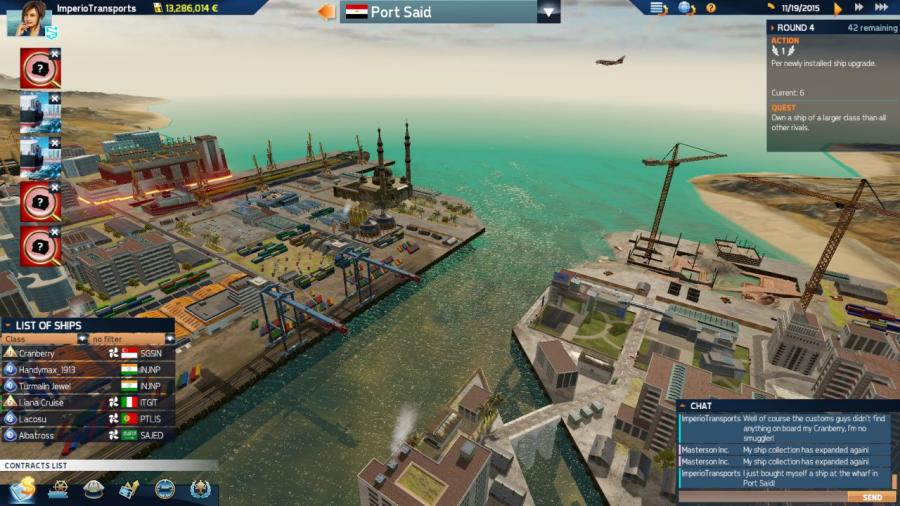 TransOcean 2 - Rivals Screenshot 1