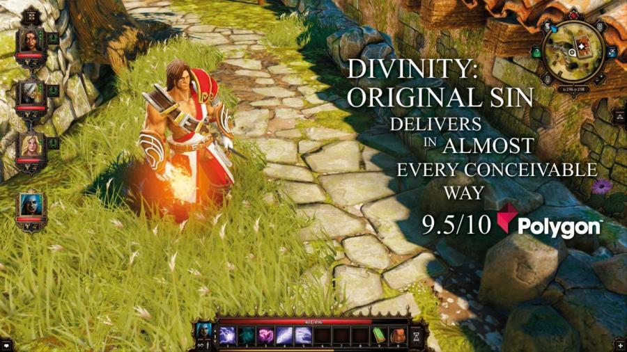 Divinity Original Sin Enhanced Edition - Steam Gift Key Screenshot 3