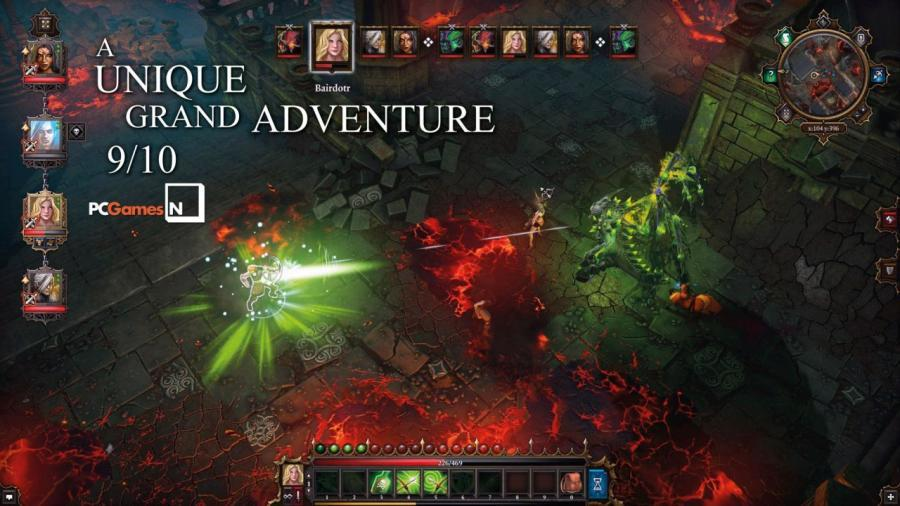 Divinity Original Sin Enhanced Edition - Steam Gift Key Screenshot 1