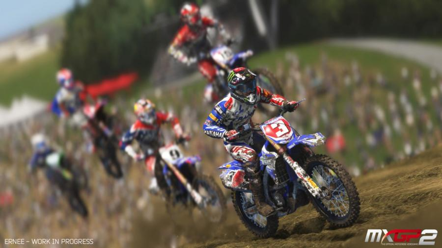 MXGP 2 - The Official Motocross Videogame Screenshot 6