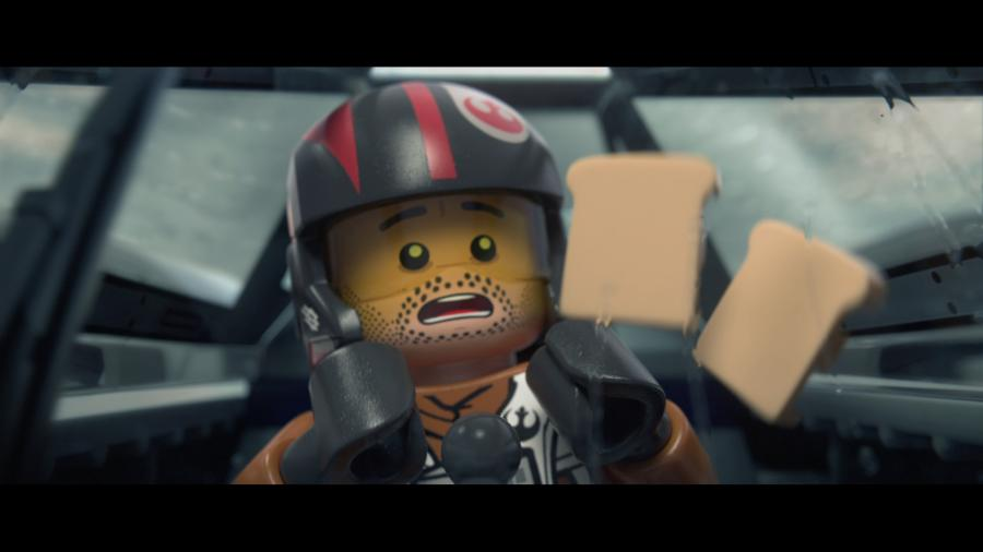 LEGO Star Wars - The Force Awakens Screenshot 1