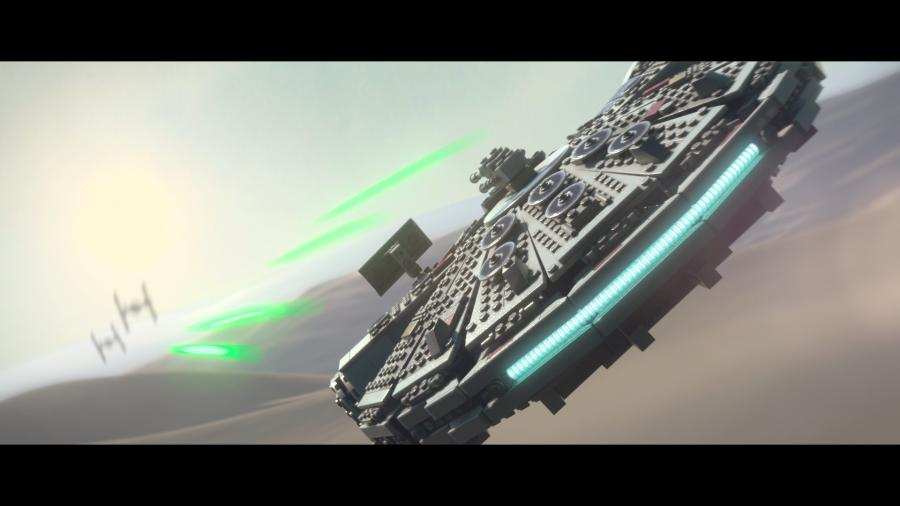 LEGO Star Wars - The Force Awakens Screenshot 3