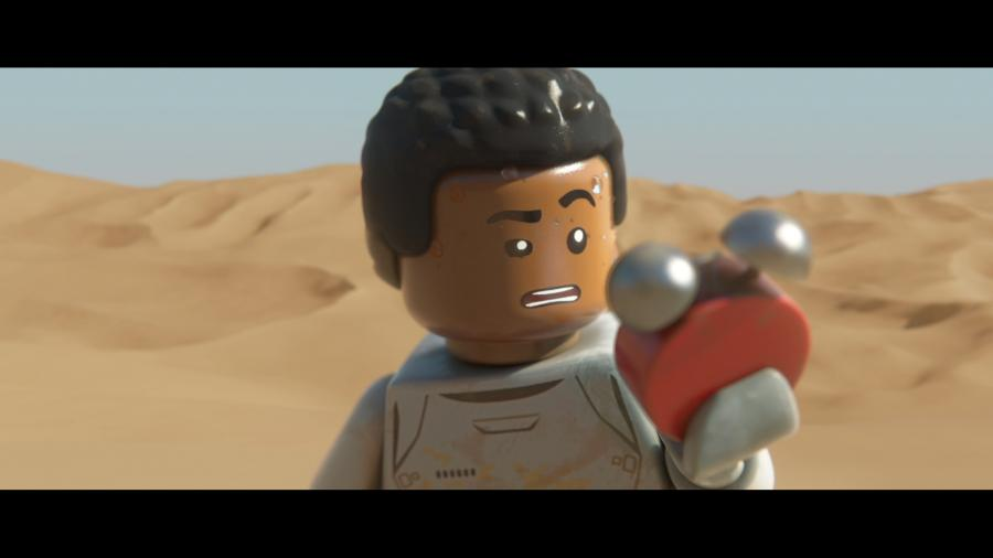 LEGO Star Wars - The Force Awakens - Deluxe Edition Screenshot 5
